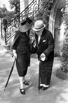 Henri Cartier-Bresson - Paris. 1951. Longchamp Racecourse. The annual Grand Prix de Paris.