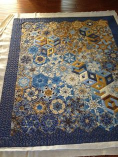 Amazing 1 Block Wonder quilting (1)