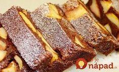 A kedvenc grízes almás kavart sütink, nagyon könnyen elkészül, de nem lehet betelni vele! Cake Recipes, Dessert Recipes, Semolina Cake, Flourless Cake, Bulgarian Recipes, Sweet Tarts, Food Cakes, Kefir, Sweet Bread
