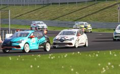 Assetto Corsa - Racing Renault Clio CUP at Red Bull Ring