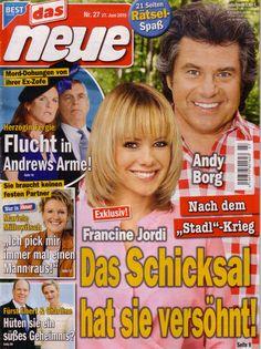 magazin Das Neue Nr.27 / 2015 27.Juni Sarah & Andrew
