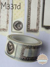 Washi Tape etiquetas