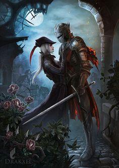 Dark Souls 3 and Bloodborne