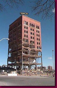 Angels In America - Ruins of Detroit
