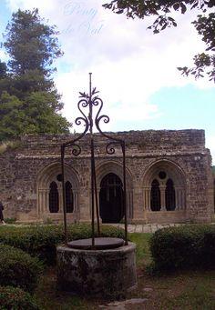Abbaye St Maurice Bretagne France