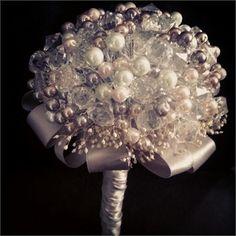 alternative wedding bouquet-- No Flowers No #Allergies