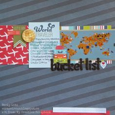My JUNE Kit projects from My Creative Scrapbook. Selfies, Travel Words, Travel Quotes, Singles Holidays, Vacation Scrapbook, Single Travel, Homemade 3d Printer, Good Day Song, Scrapbook Cards