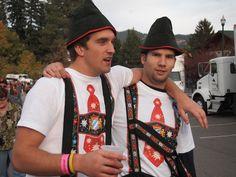 Beautiful Bavarians at Leavenworth Oktoberfest - Seattle Weekly Slideshow