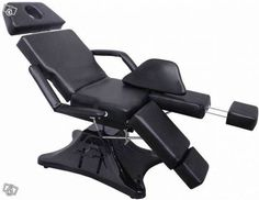Neuer Tattoo-Stuhl,schwarz,hydraulisch