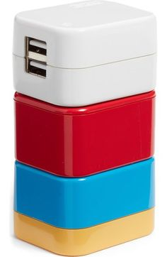 Flight 001 5-in-1 Universal Travel Adapter available at #Nordstrom
