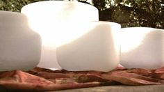 Open Your Heart With Crystal Singing Bowls
