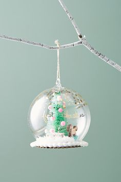 Slide View: 1: Baby's First Ornament