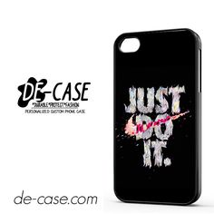 Just Do It DEAL-6007 Apple Phonecase Cover For Iphone 4 / Iphone 4S