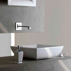 Gessi Products BATHROOM BATH AMBIENCE MIMI Bath Pinterest - Contemporary waterfall faucets riflessi from gessi