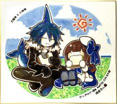 Wadanohara & Samekichi