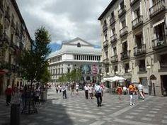 Calle Areneles - Madrid