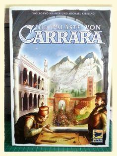 Palaces of Carrara