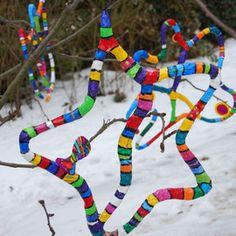 Niki de Saint Phalle im Kunstunterricht - 136s Webseite!