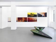 ZAHA HADID en la Buchmann Galerie de Berlín