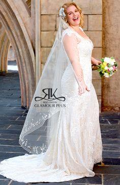 679270d4c4a Roz La Kelin wedding dress available at  THE BRIDAL BOUTIQUE BY MAEME