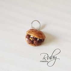 #ćevapi #foodjewelry #polymerclay #clay #fimo #cernit #food #jewelry #necklace #pendant #charm #miniature #cute #handmade #handcrafted #unique #design #rubycreations