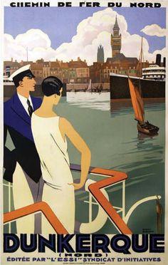 Dunkerque     vers 1930