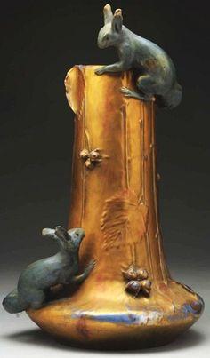 Alfred Stellmacher Vase