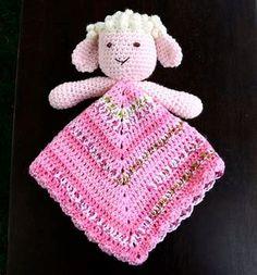 Image result for Lovie Blanket Free Crochet Pattern
