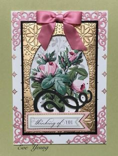 Anna Griffin Inc. Anna Griffin Inc, Anna Griffin Cards, Pretty Cards, Watercolor Cards, Card Tags, Paper Cards, Greeting Cards Handmade, Scrapbooking Layouts, Making Ideas