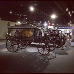 """The museum features the nation's largest display of historic funeral service memorabilia and artifacts with the tagline, """"every day above ground is a good one."""" A few famous memorabilia items are exhibited from John F. Kennedy, Martin Luther King Jr. and Elvis."""