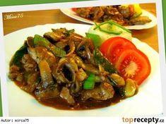 Slovak Recipes, Japchae, Cooking Recipes, Chicken, Ethnic Recipes, Chef Recipes, Recipes, Recipies