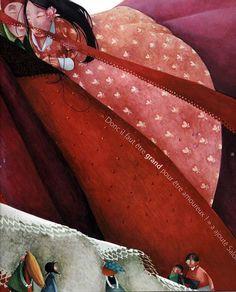 Illustration by Rebecca Dautremer