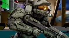 """A Halo 5 Fan Remade His Dorm in Forge and It's Amazing Halo 5 user """"o CUJ0 o"""" created an astonishingly playable version of his dorm in Halo 5's Forge and it's epic! February 18 2016 at 11:00PM  https://www.youtube.com/user/ScottDogGaming"""