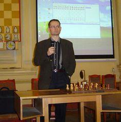 Valery Salov Chess, Random, Gingham, Casual