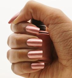 Blushing Penny Nail Polish 15 ml by CanvasNails on Etsy