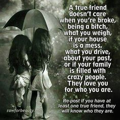 .....and I am so lucky to have 4 FABULOUS friends!!!!