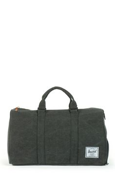 novel canvas duffle bag ++ herschel supply co.