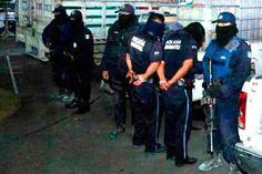 Policías huachicoleros libres pero fuera de servicio