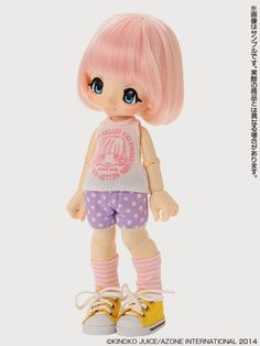 Pop Dolls, Smart Doll, Custom Dolls, Ball Jointed Dolls, Blythe Dolls, Beautiful Dolls, Crafts To Make, Chibi, Kawaii