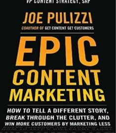 Startup an insiders guide to launching and running a business epic content marketing how to tell a different story break through the clutter and win malvernweather Gallery