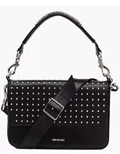 McQ by Alexander McQueen Studded Satchel Handbag
