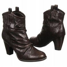 Indigo by Clark Main Street Boots (Dark Brown) - Women's Boots - 8.5 M