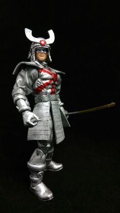 Silver Samurai Silver Samurai, Cos Play, Book Stuff, Batman, Comic Books, Fashion Outfits, Superhero, Comics, Ebay