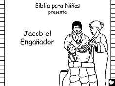 Jacob the deceiver spanish cb                                                                                                                                                     Más