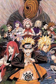 Naruto Shippuden Sasuke, Naruto Kakashi, Anime Naruto, Naruto Cute, Naruto Gaiden, Gaara, Otaku Anime, Manga Anime, Sasuke Sarutobi