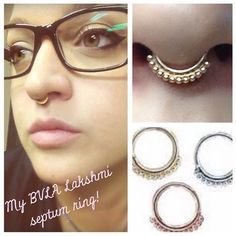 BVLA septum rings - Google Search