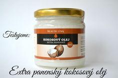 Extra panenský kokosový olej - KAMzaKRÁSOU.sk