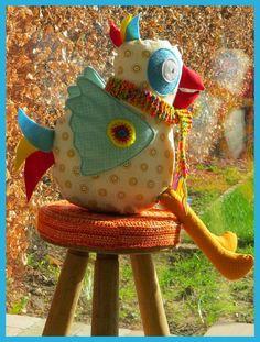 mANdarien: Paasvogel