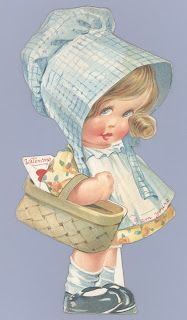 Vintage Valentine Museum: Artist -  Grace Drayton - Mmm Mmm Good!