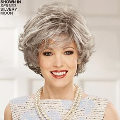 Dance WhisperLite Wig by Paula Young has lovely layers. - Paula Young